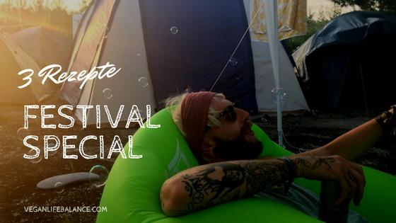 Festival Spezial Veganlifebalance