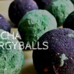 Matcha Energyballs Vegan Lifebalance