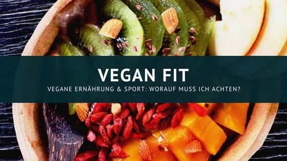 Veganfit Veganlifebalance