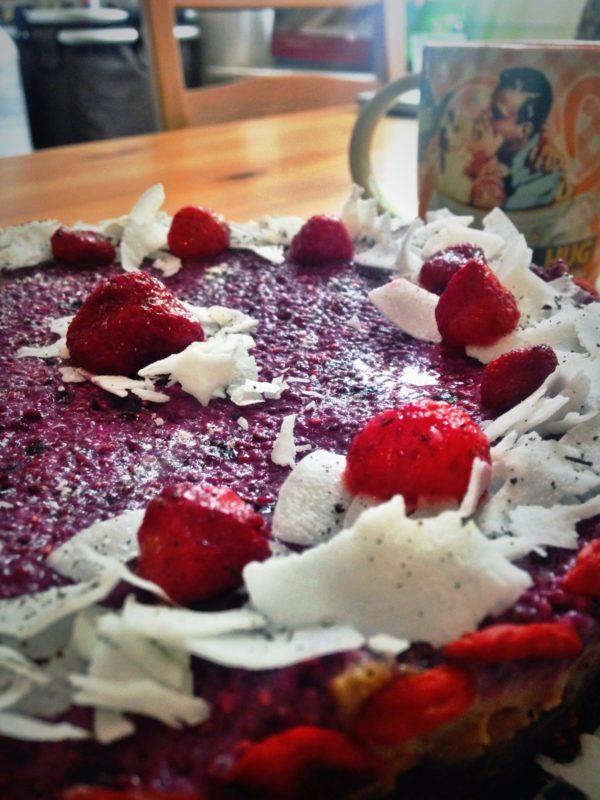 bean cake veganlifebalance