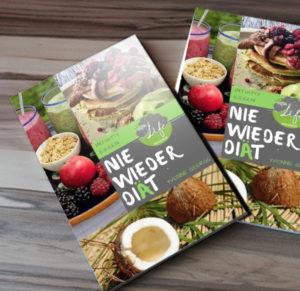 Nie wieder Diät Buch Veganlifebalance