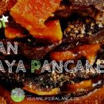 Vegan Papaya Pancake veganlifebalance